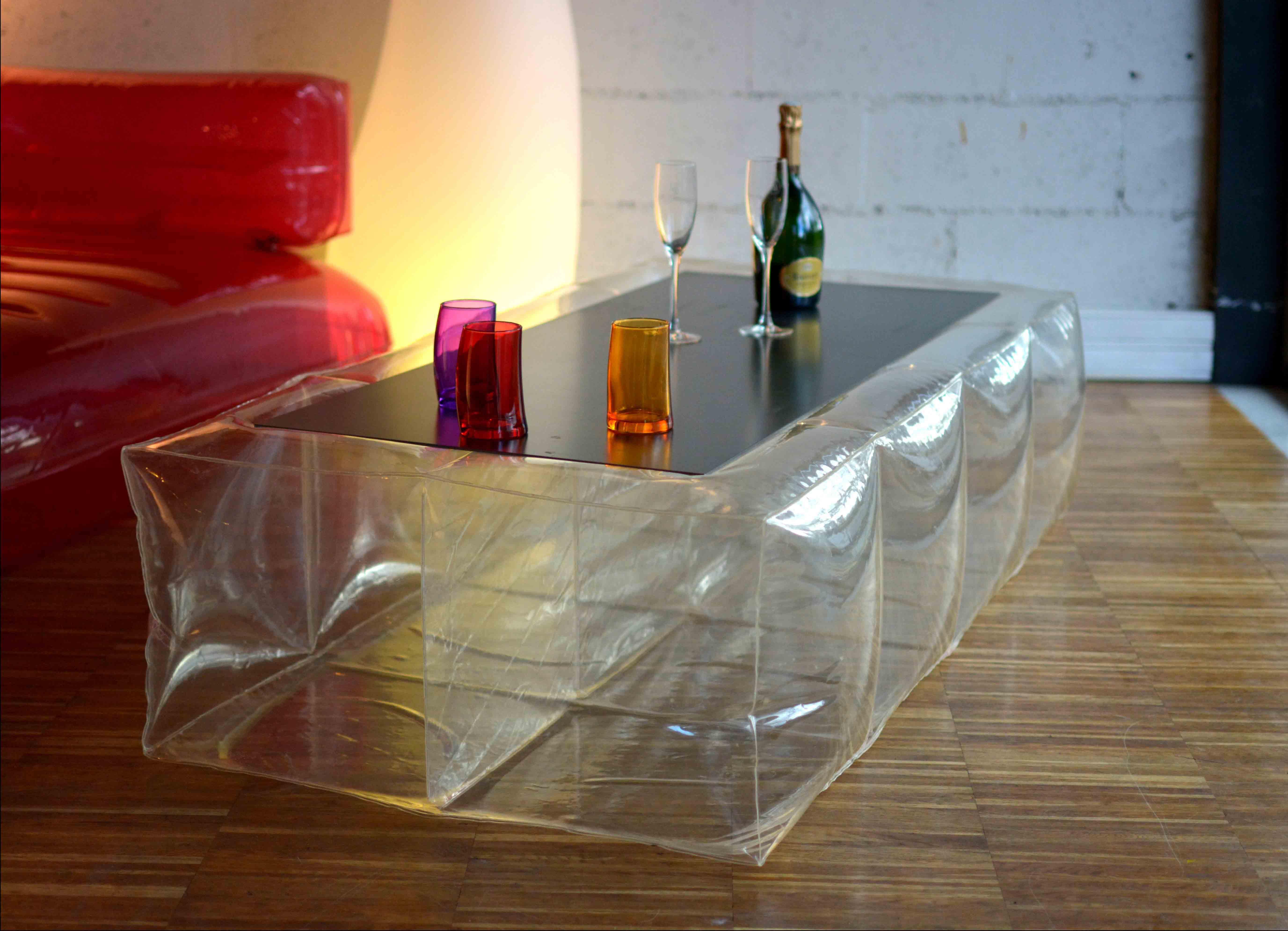 mobilier gonflable jc keller. Black Bedroom Furniture Sets. Home Design Ideas