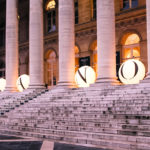 bulle gonflable lumineuse