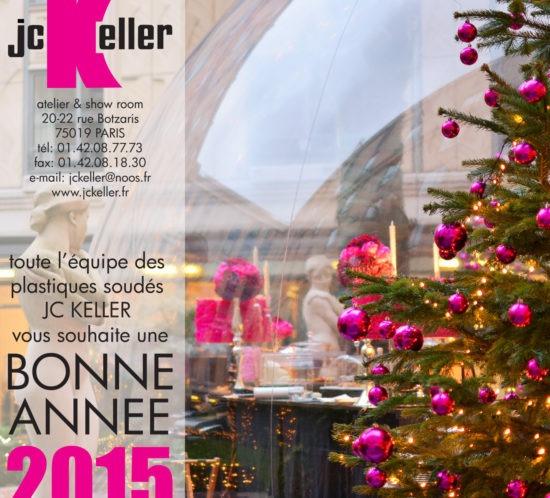 voeux 2015 JC Keller